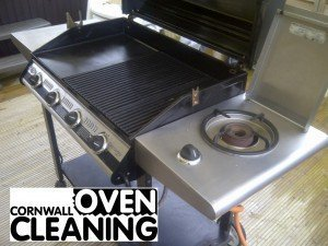 BBQ Cleaning After Cornwall Oven Cleaning